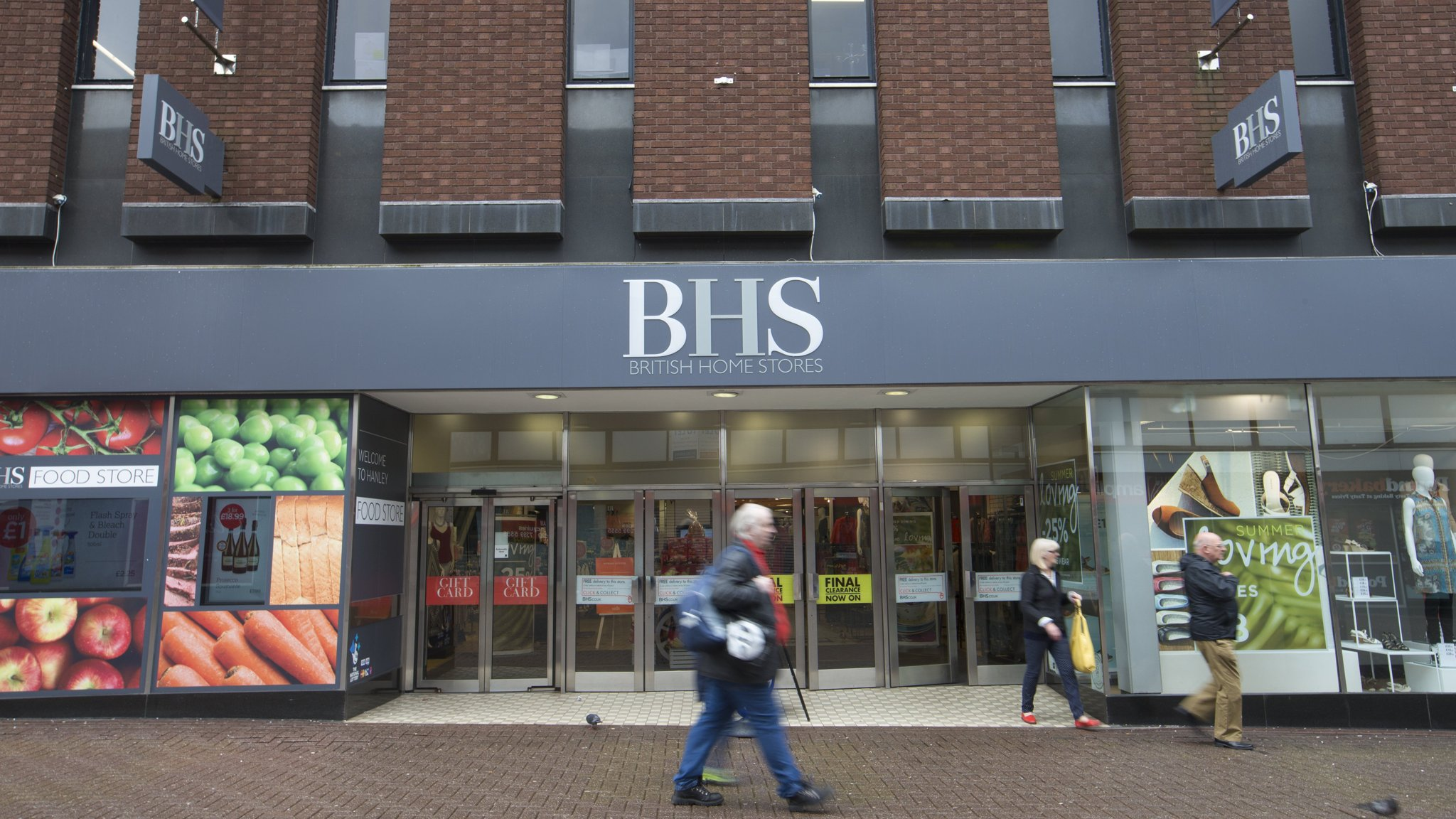 Administrators On The Spot With Bhs And Austin Reed Collapses Financial Times