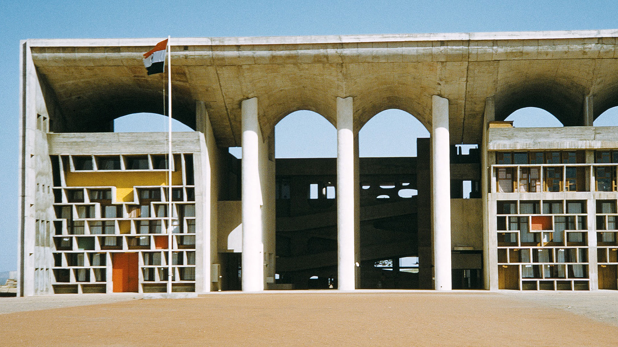 Le Corbusier's Chandigarh: an Indian city unlike any other