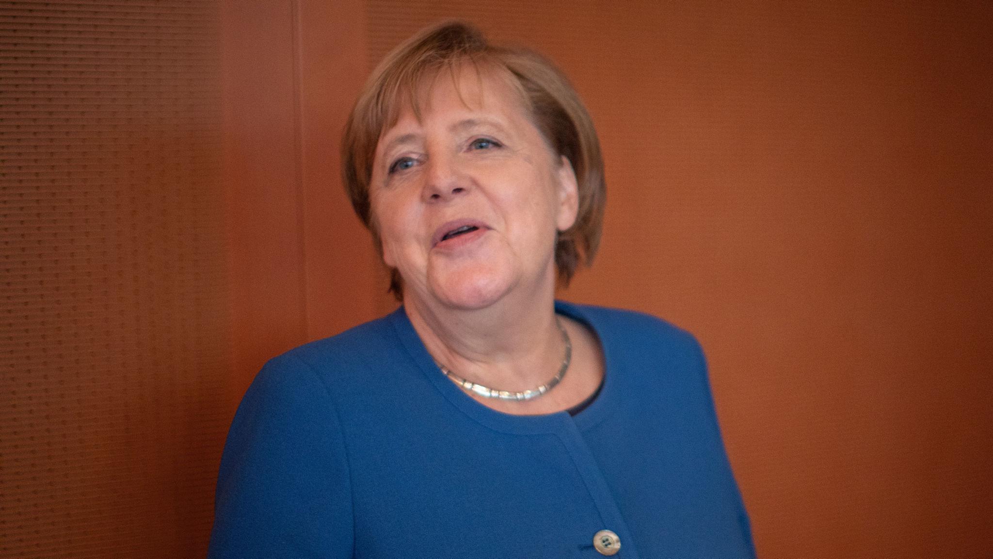 Angela Merkel warns EU: 'Brexit is a wake-up call'