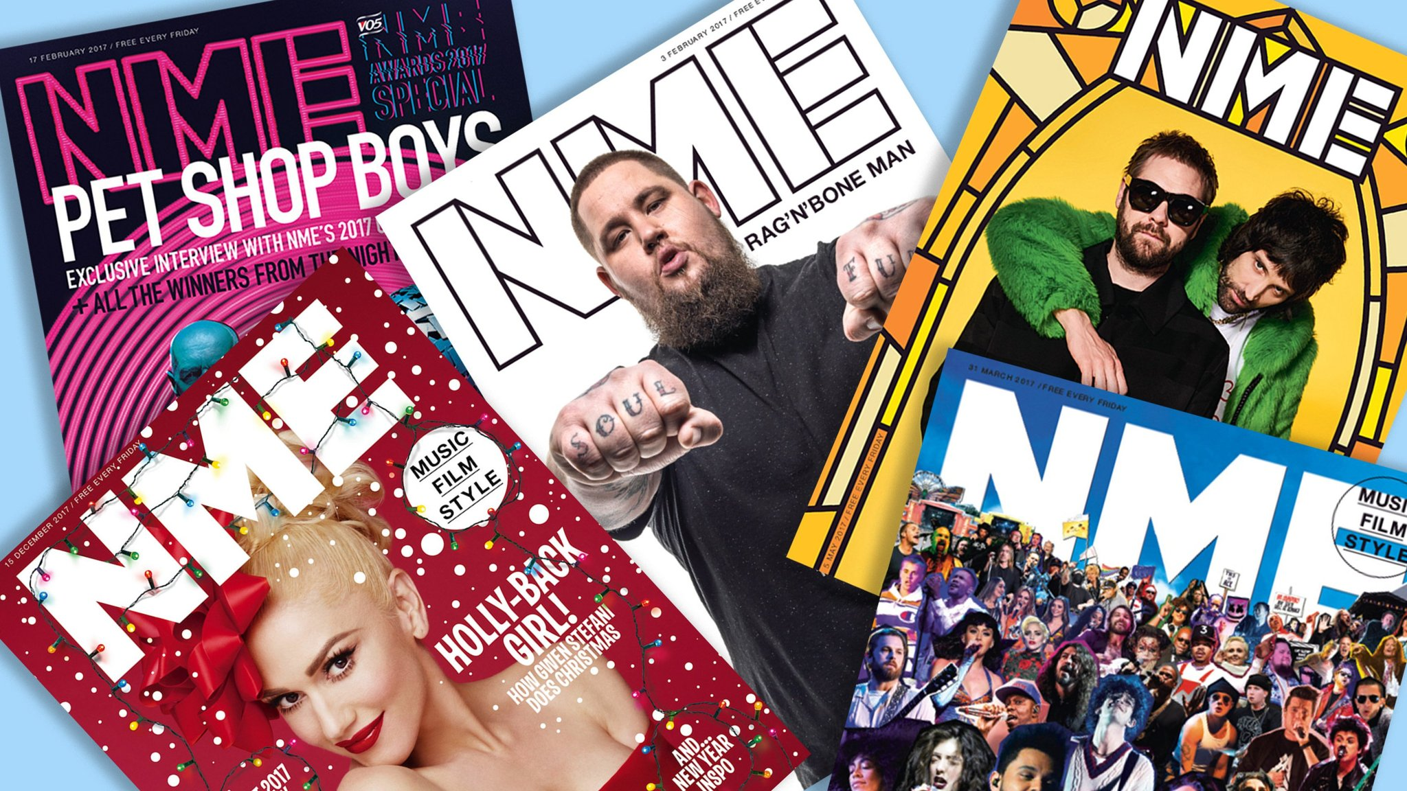 NME fades out after 66 years chronicling UK music | Financial Times