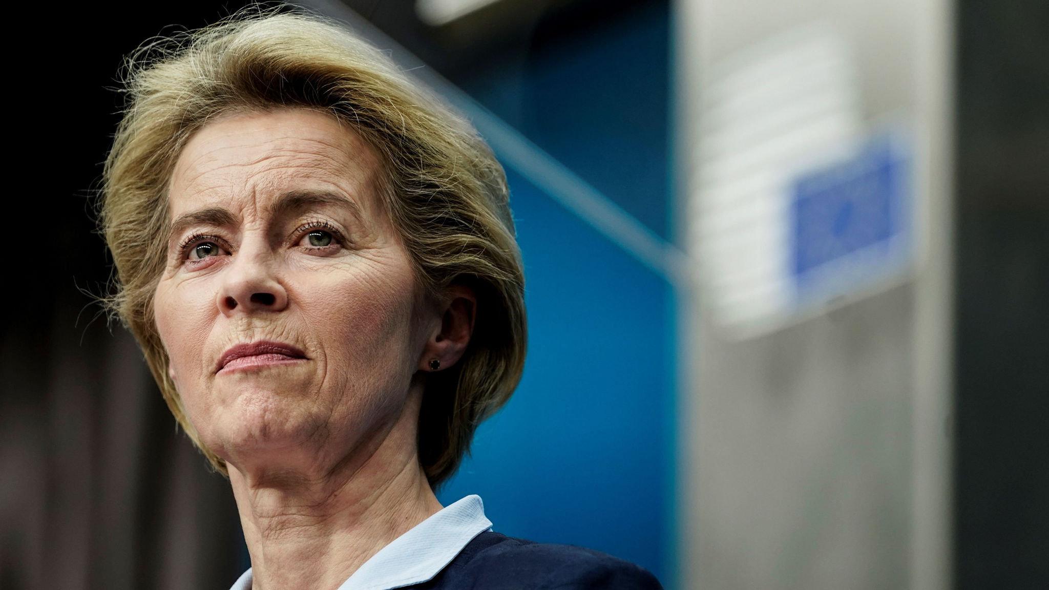 How life after Brexit will get uncomfortable for Von der Leyen