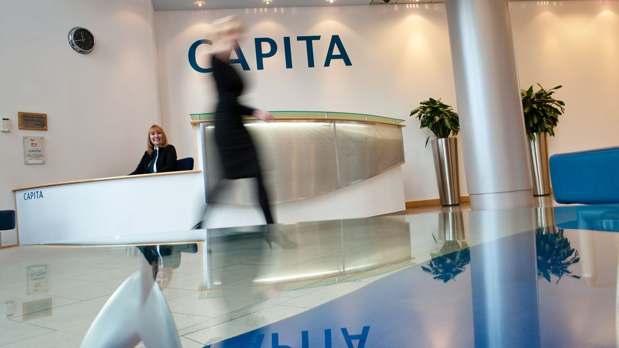 Capita Shares Fall To 10 Year Low After Latest Profit Warning