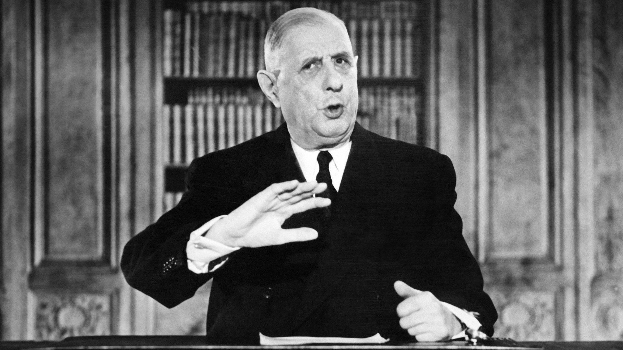 Non Boris Johnson Is Not De Gaulle Financial Times De Gaulle