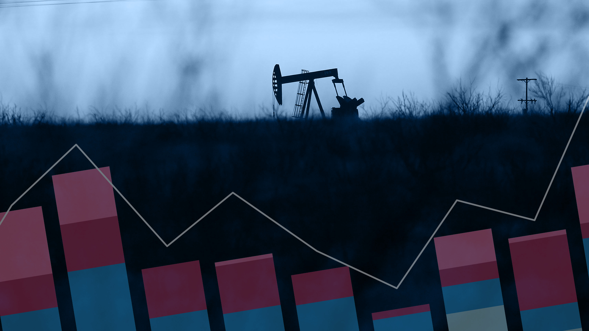 Oil price trades near highest level since 2015