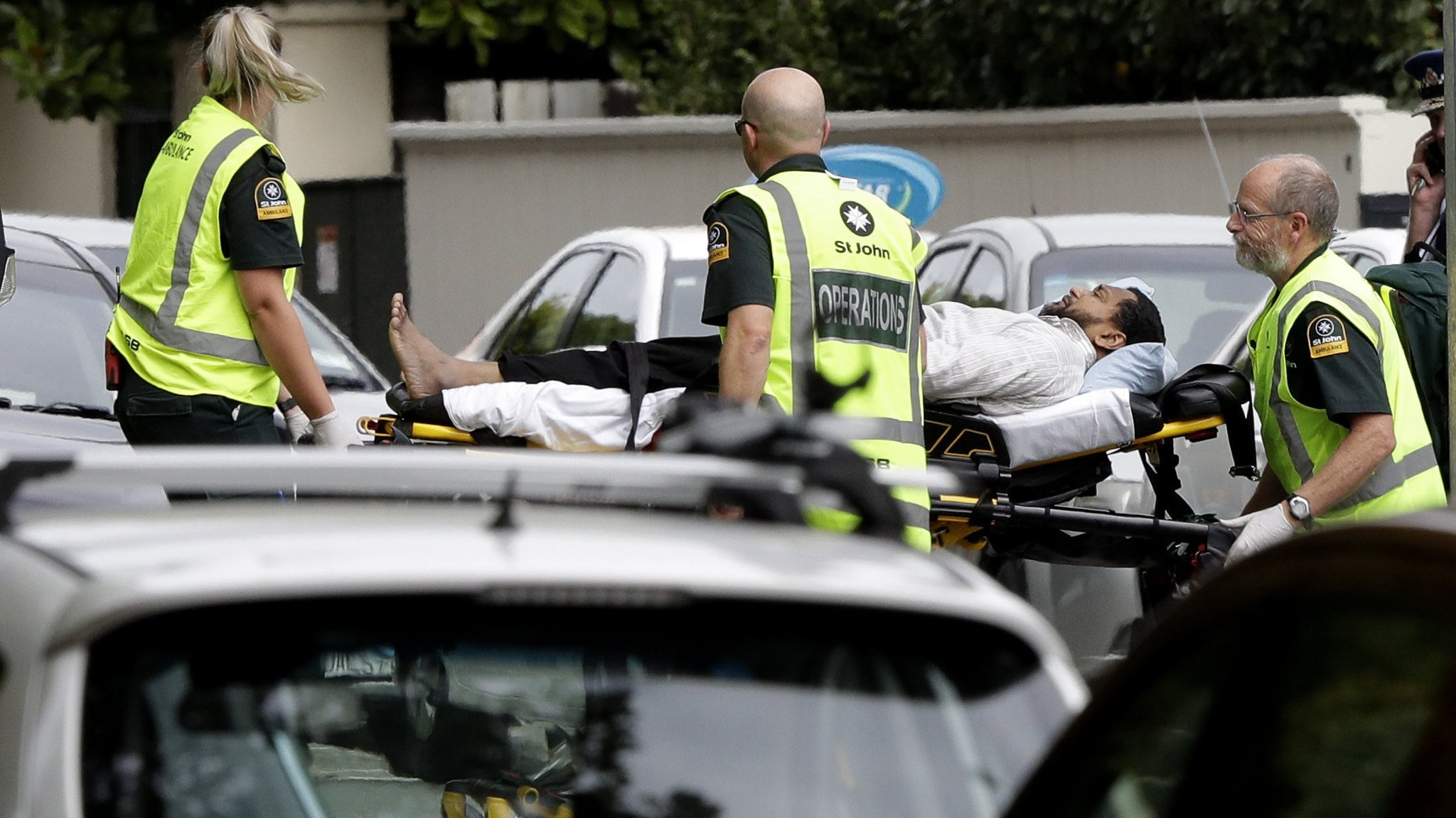 Australian charged in New Zealand mosque attacks | Financial