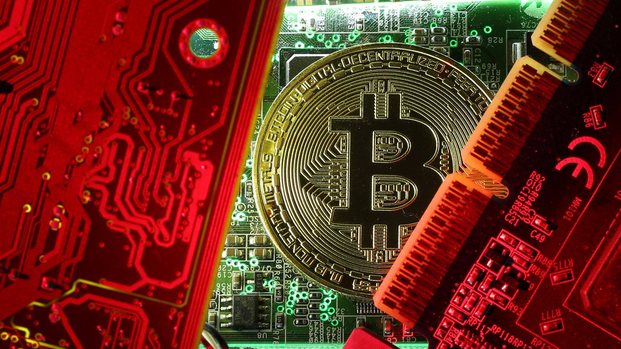 Tax officials raid South Korean bitcoin exchanges