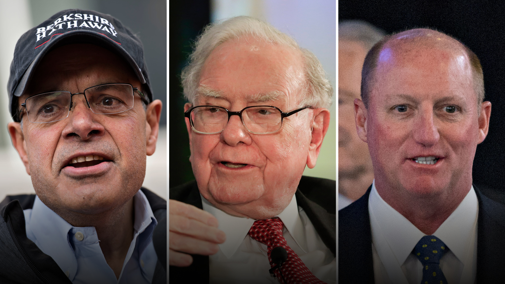 Warren Buffett promotes 2 potential Berkshire successors