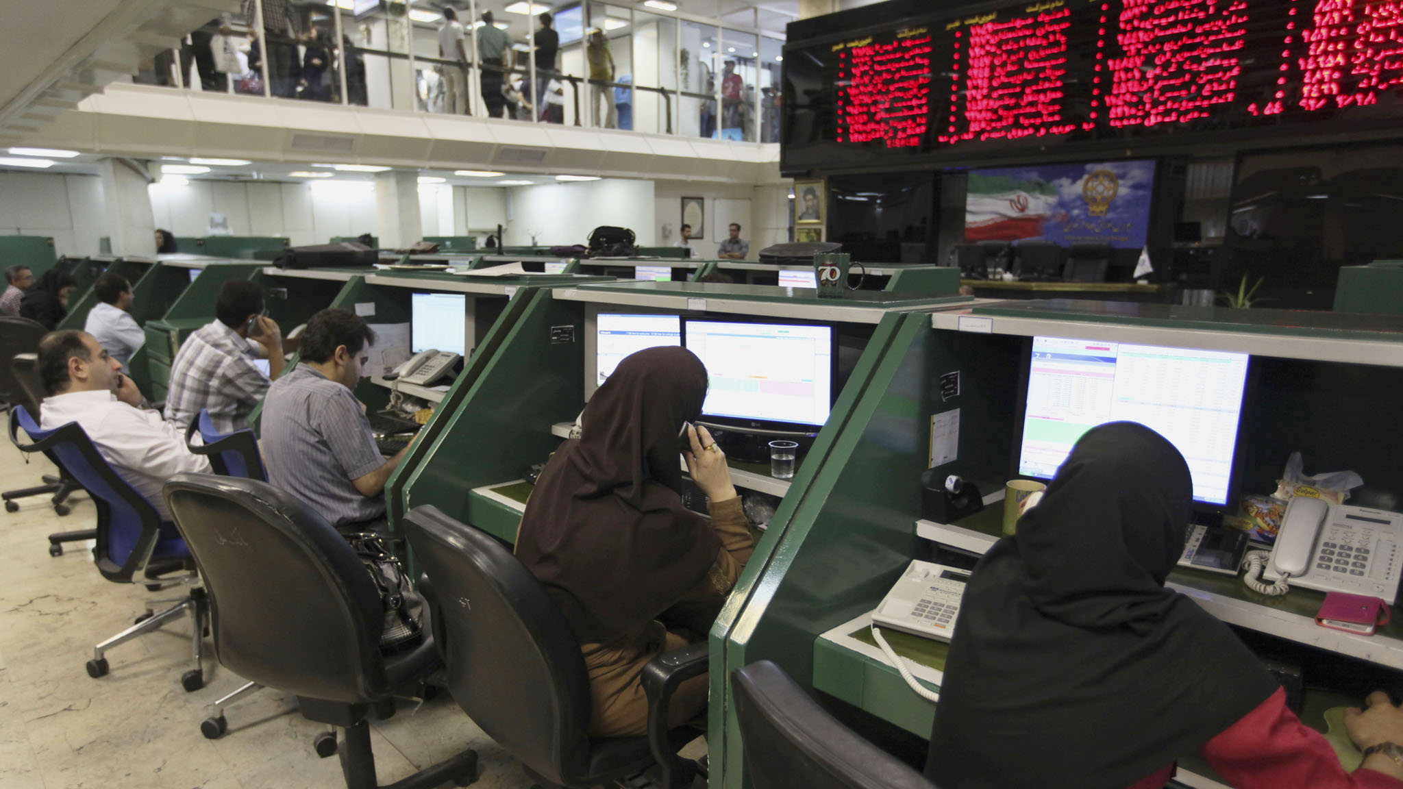 Tehran stock exchange prepares for flood of foreign investment | Financial  Times