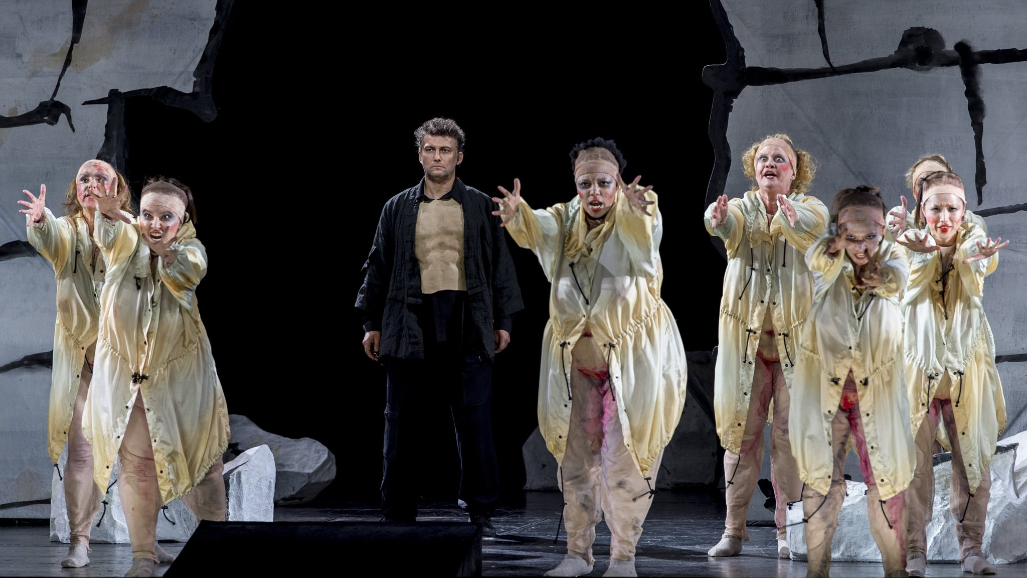 Parsifal Bayerische Staatsoper Munich A Prestige Production