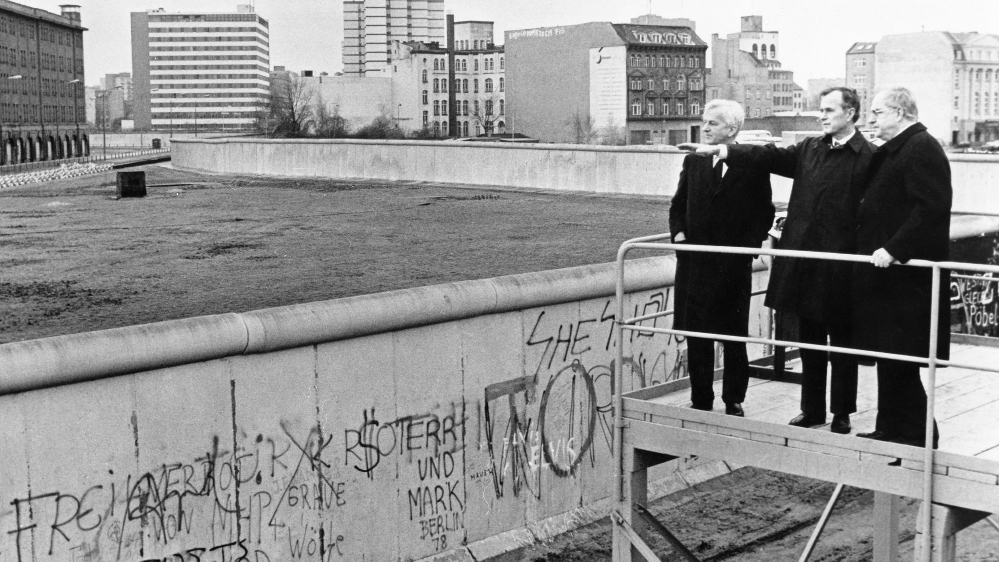 What America Lost When The Berlin Wall Fell Financial Times