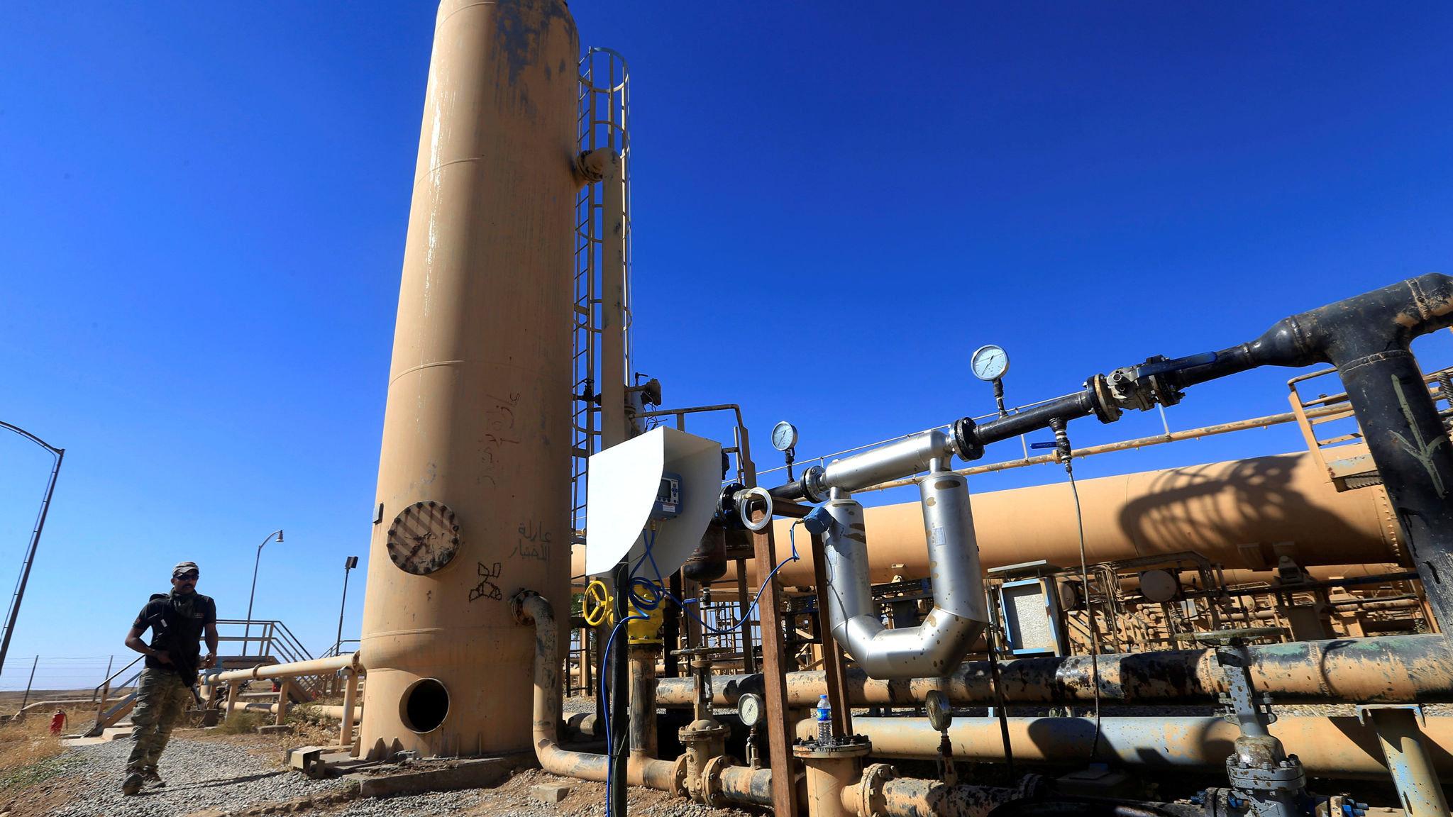 Iraq close to deal to restart oil exports from Kirkuk 271c97a4-e3fd-11e8-a8a0-99b2e340ffeb