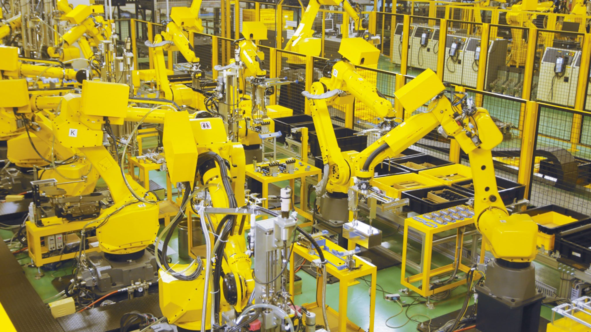 Fanuc parts the curtains on its secretive culture | Financial Times