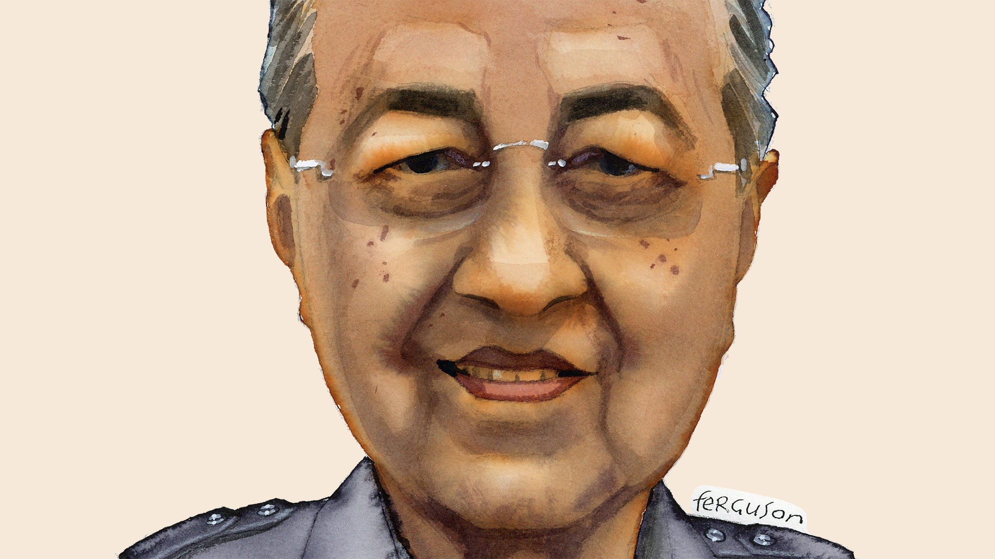 Former Malaysian PM Mahathir Mohamad on the rise of China | Financial Times
