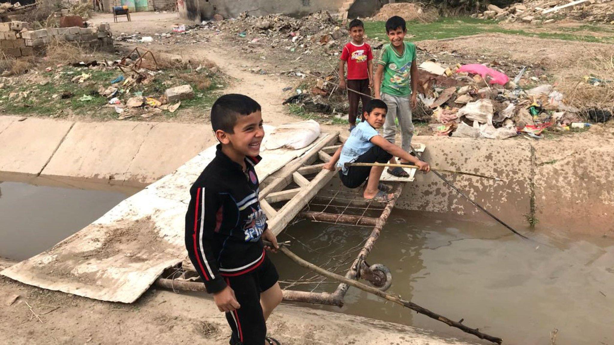 Sunni and Shia struggle with Iraq's reconciliation process