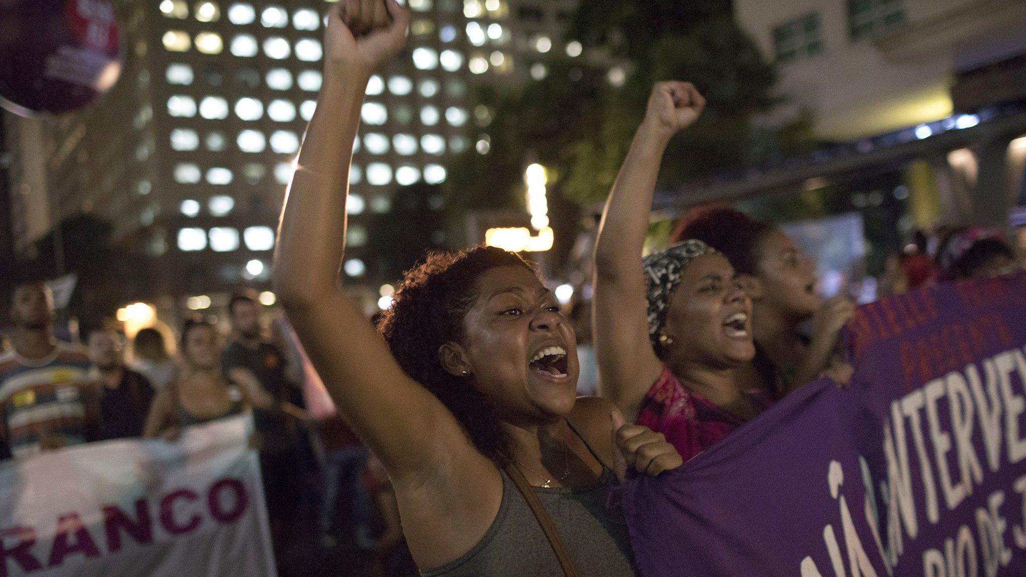 Soap opera row shines light on treatment of black Brazilians