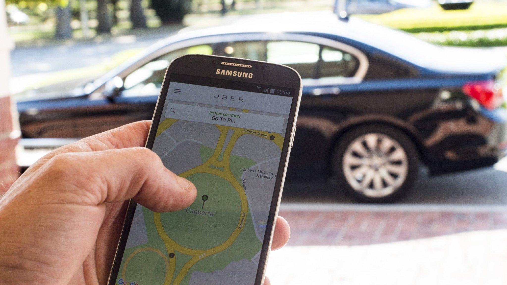 Australia's Uber drivers earn less than minimum wage