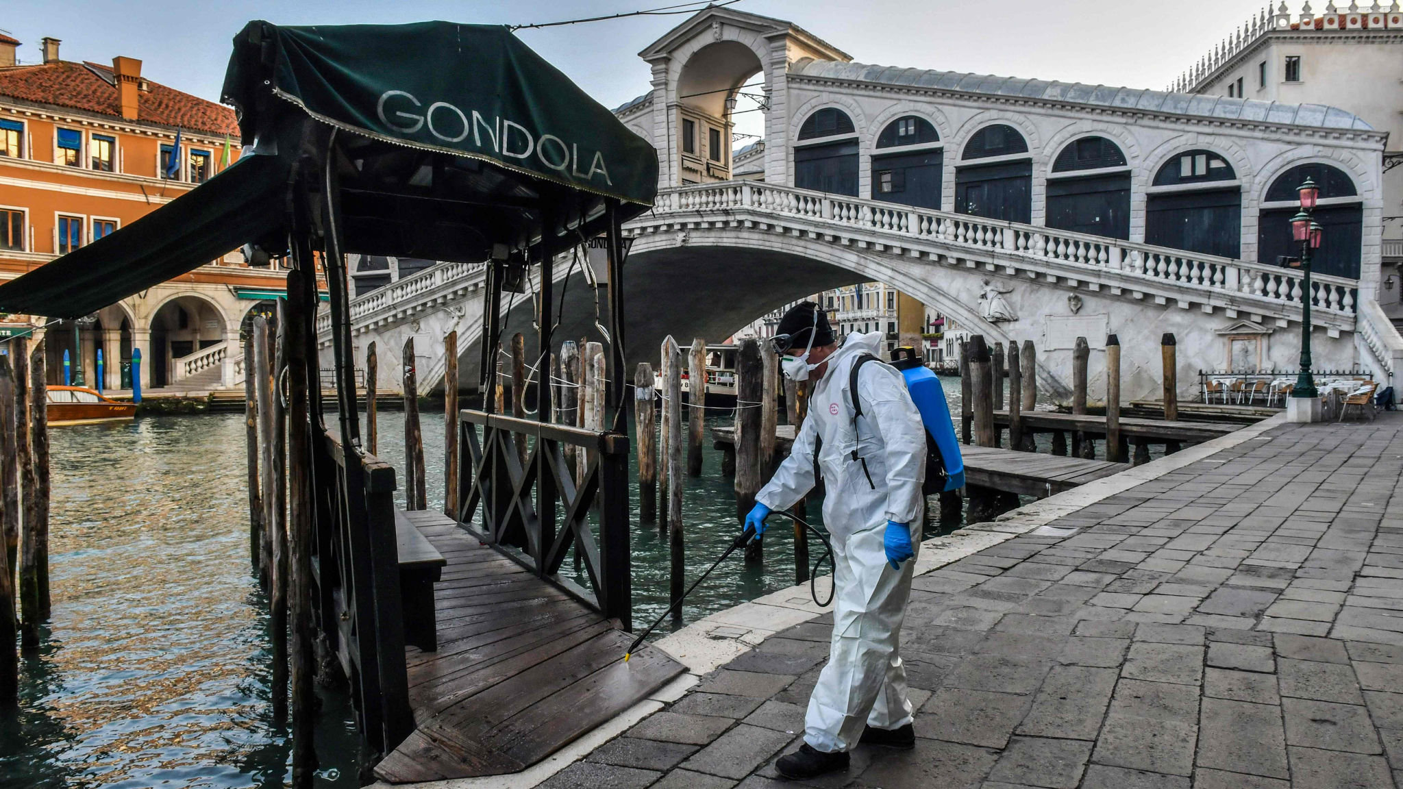 Italy Faces Mounting Economic Damage From Coronavirus Financial Times