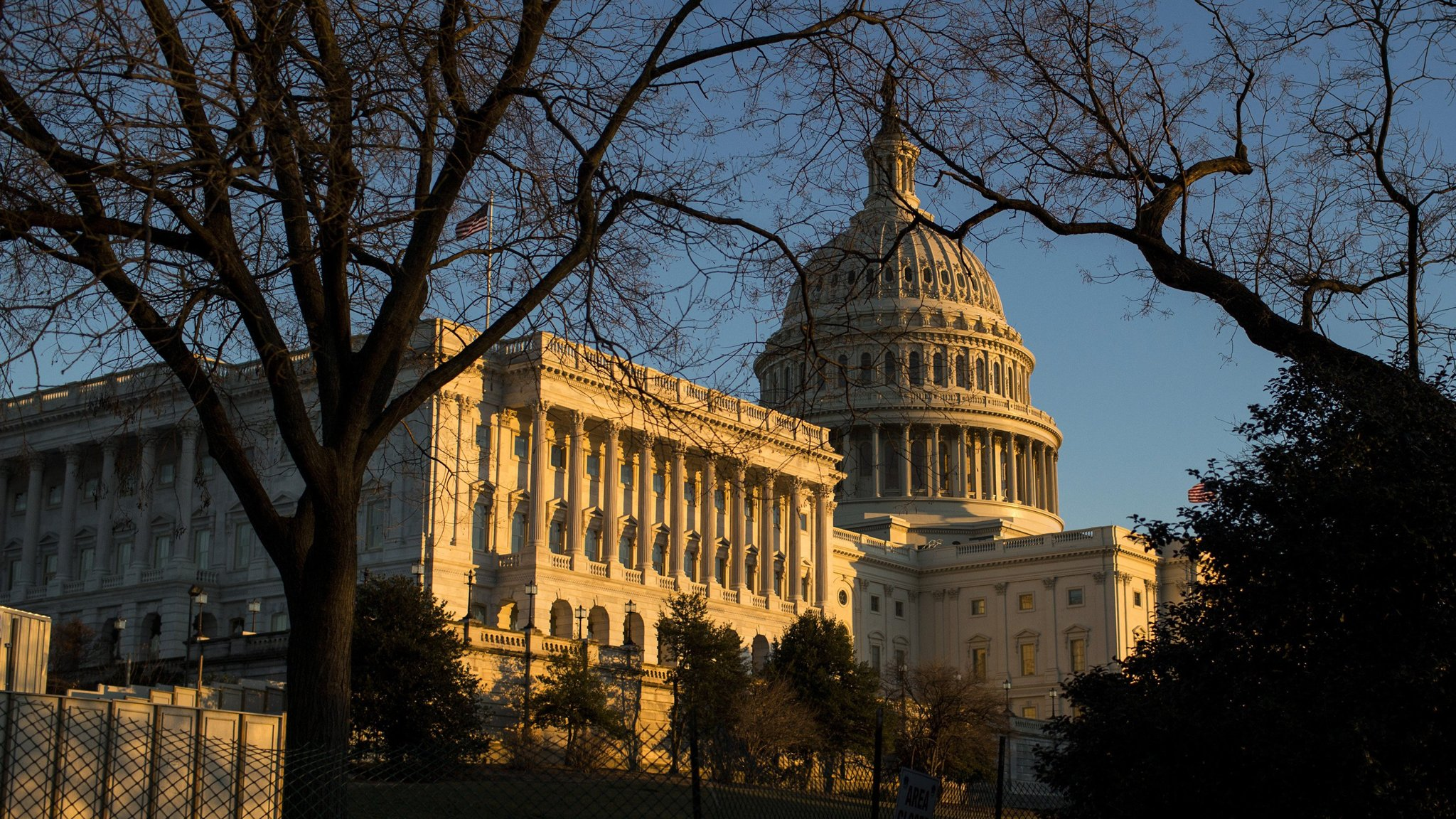 US careers towards shutdown as Democrats oppose stopgap bill