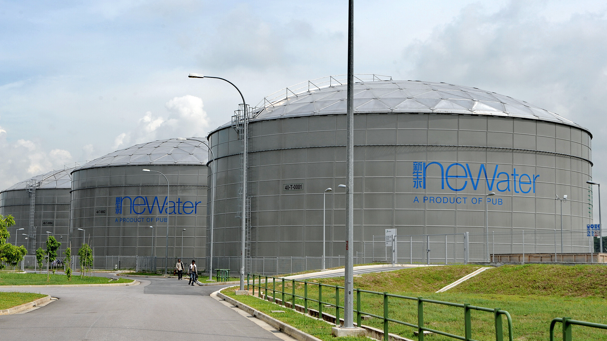 Singapore seeks sustainable water supply