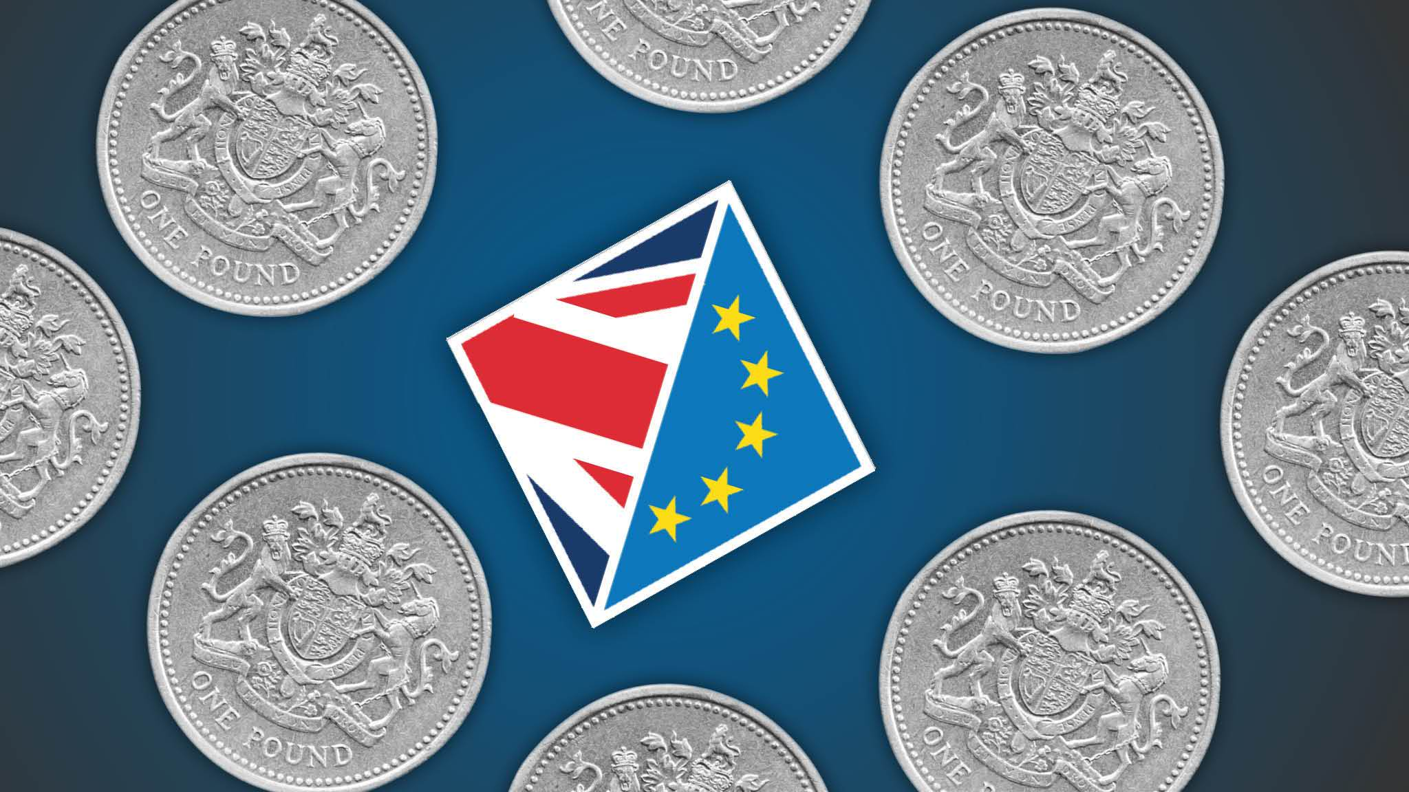 What is the effect of the falling pound on Brexit Britain