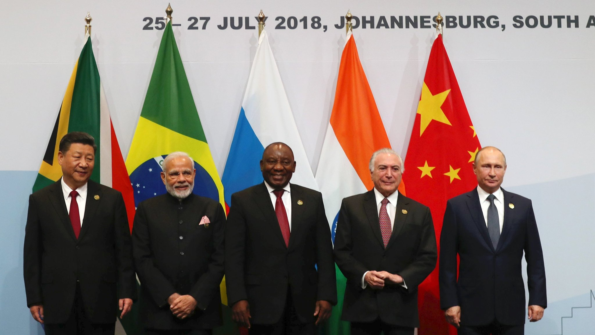 Brics Countries Show The Us The Benefits Of Globalisation