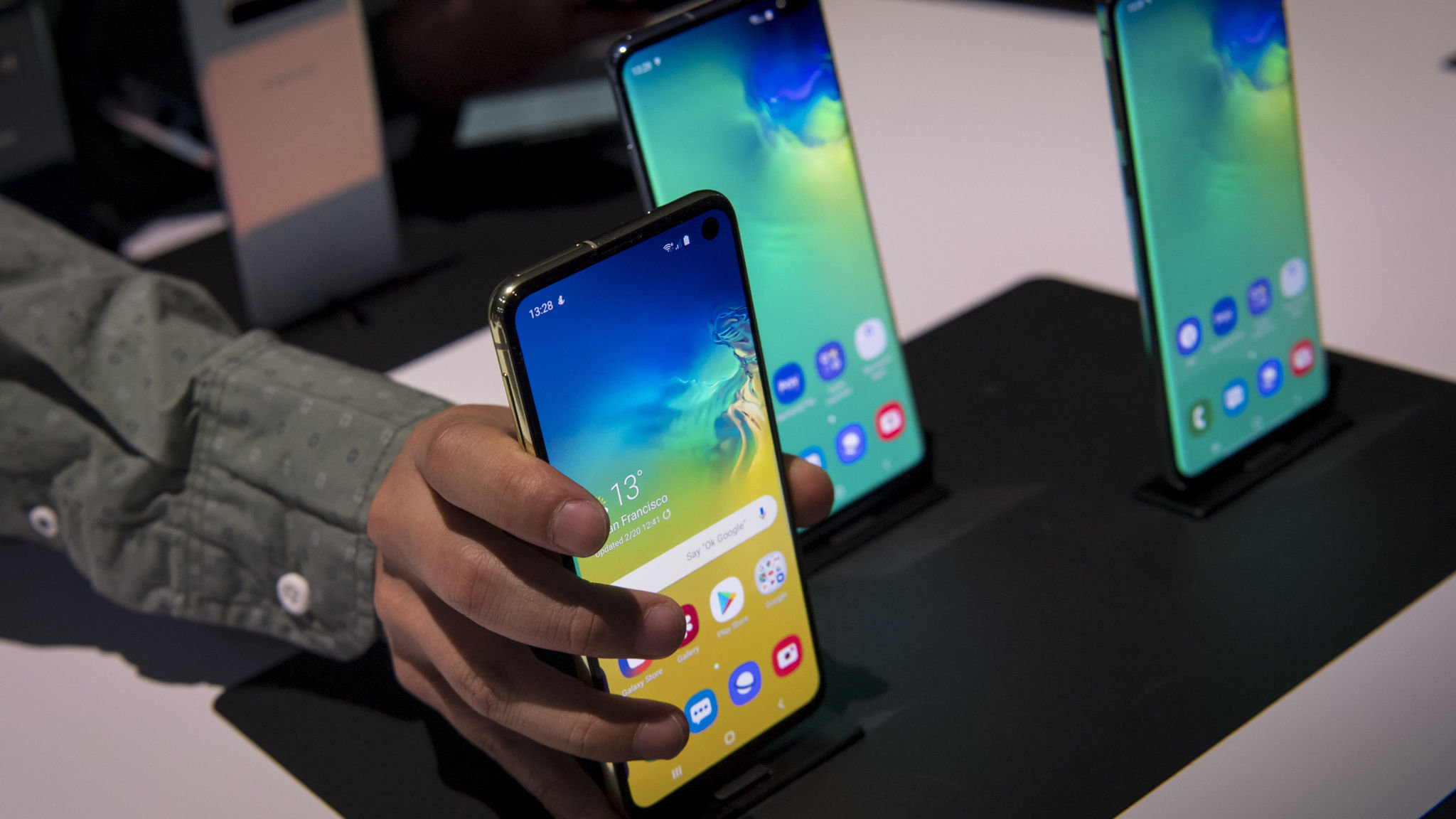 Optimism - YES! Samsung S10 Case