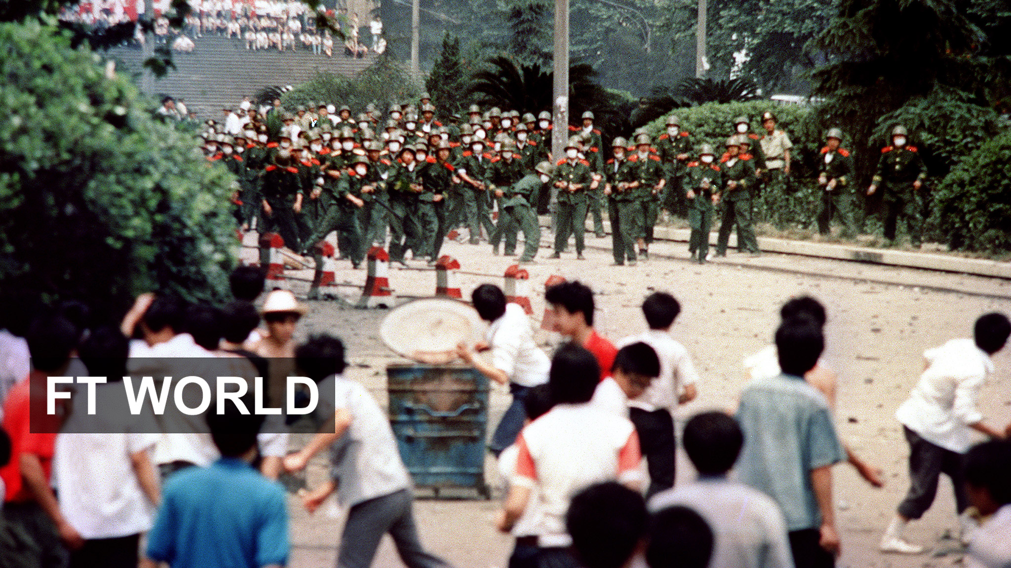 an introduction to the history of tianamen square