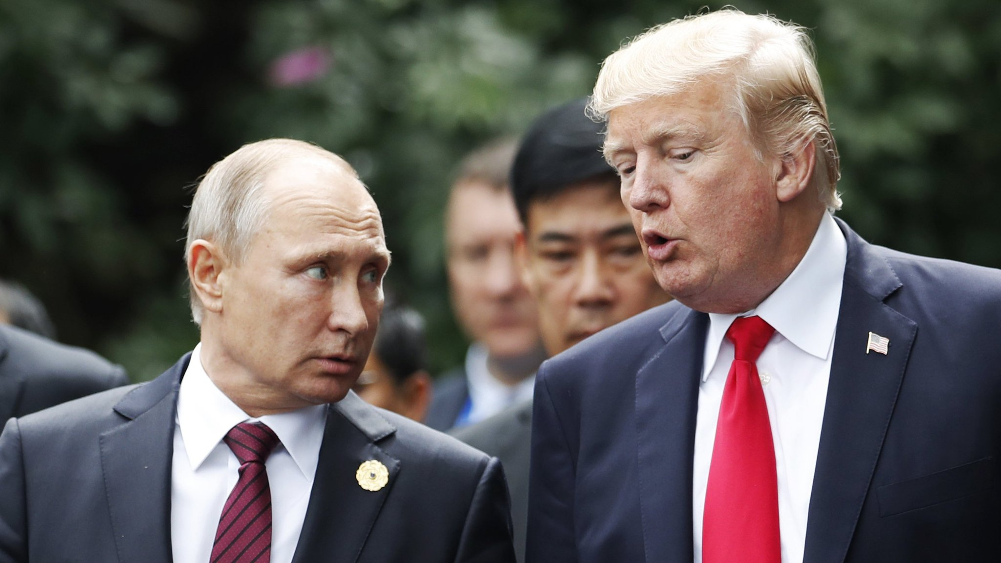 US Treasury secretary Mnuchin signals new sanctions on Russia