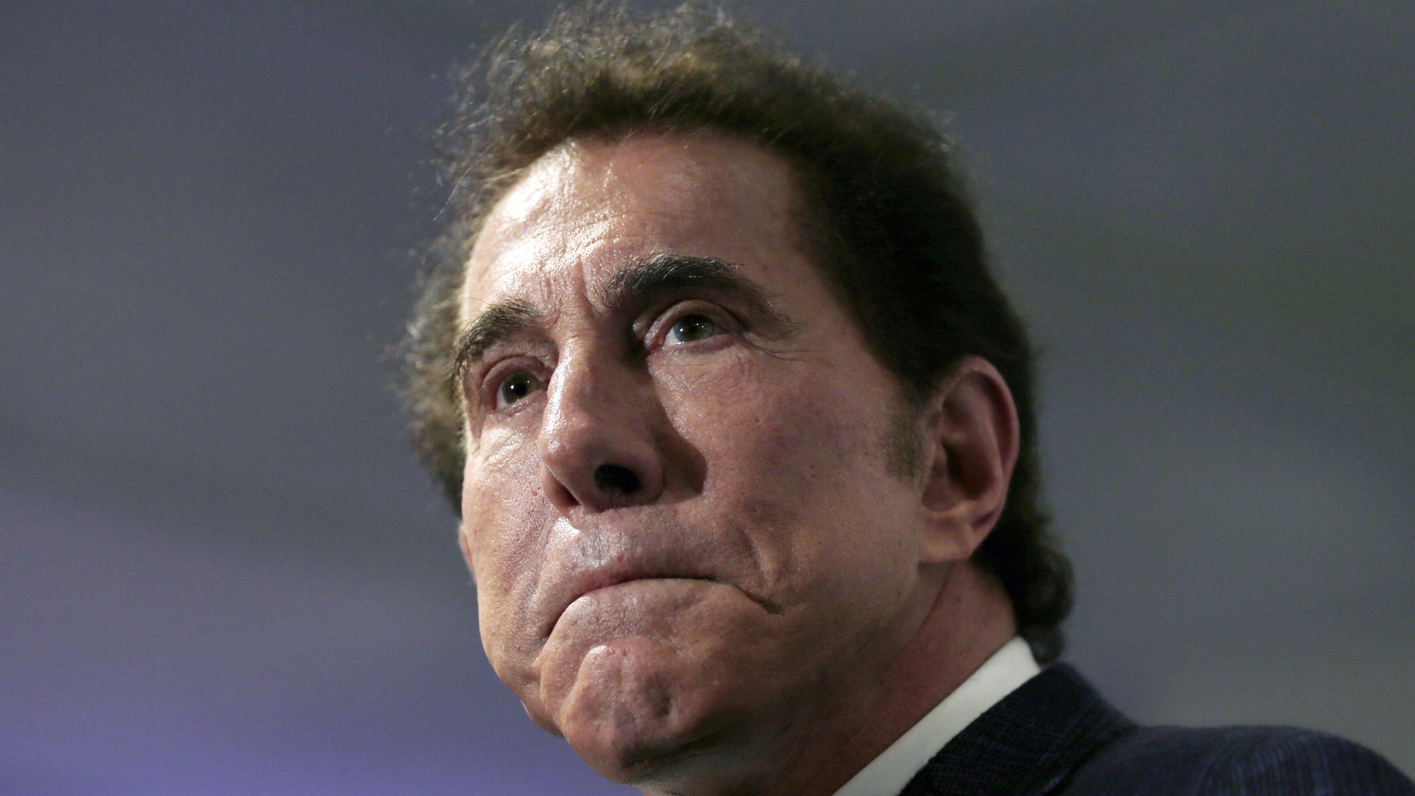 Casino mogul Wynn faces sexual harassment allegations
