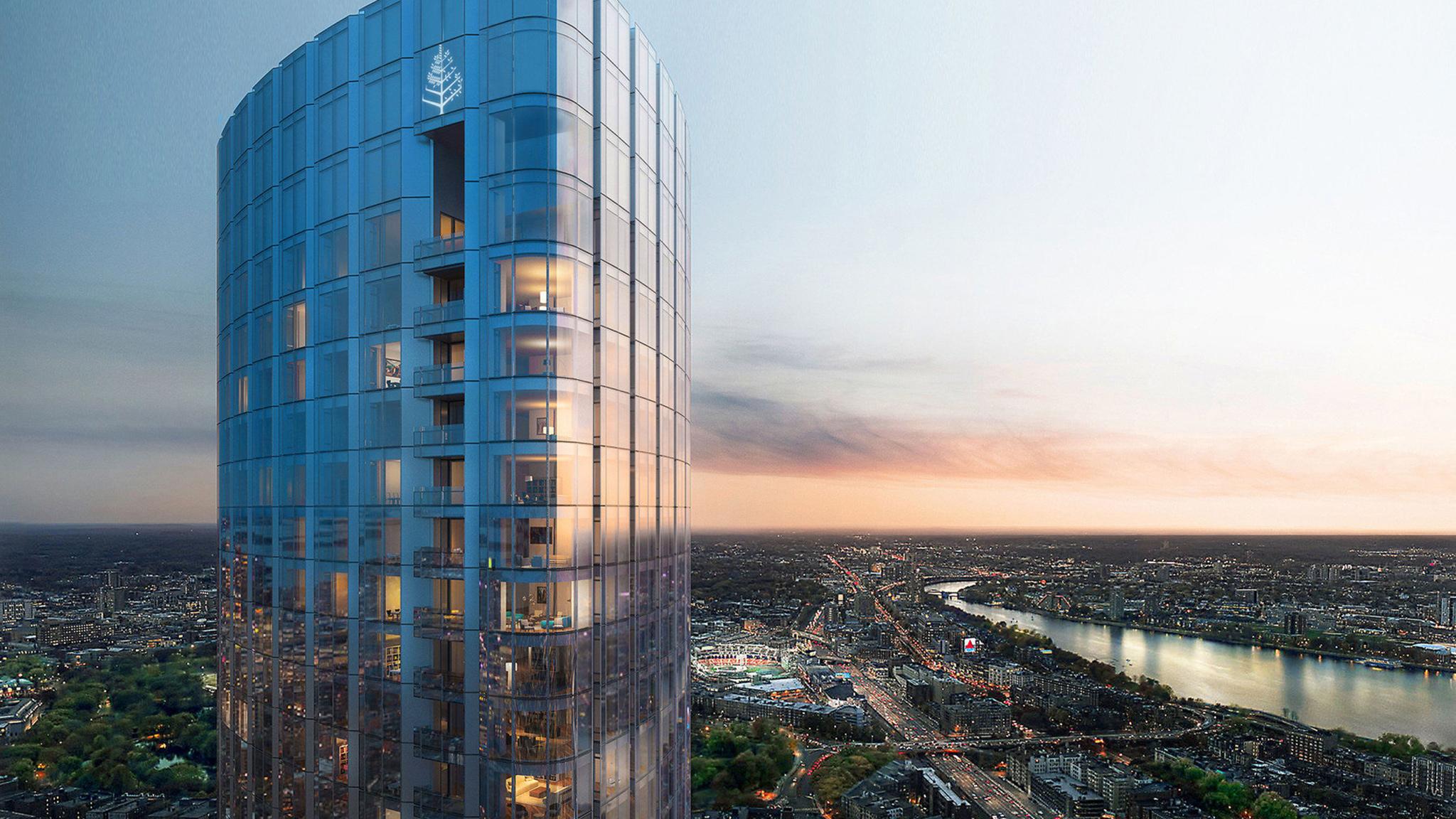 Boston Property Moves Skyward As Condo Prices Dip Financial Times