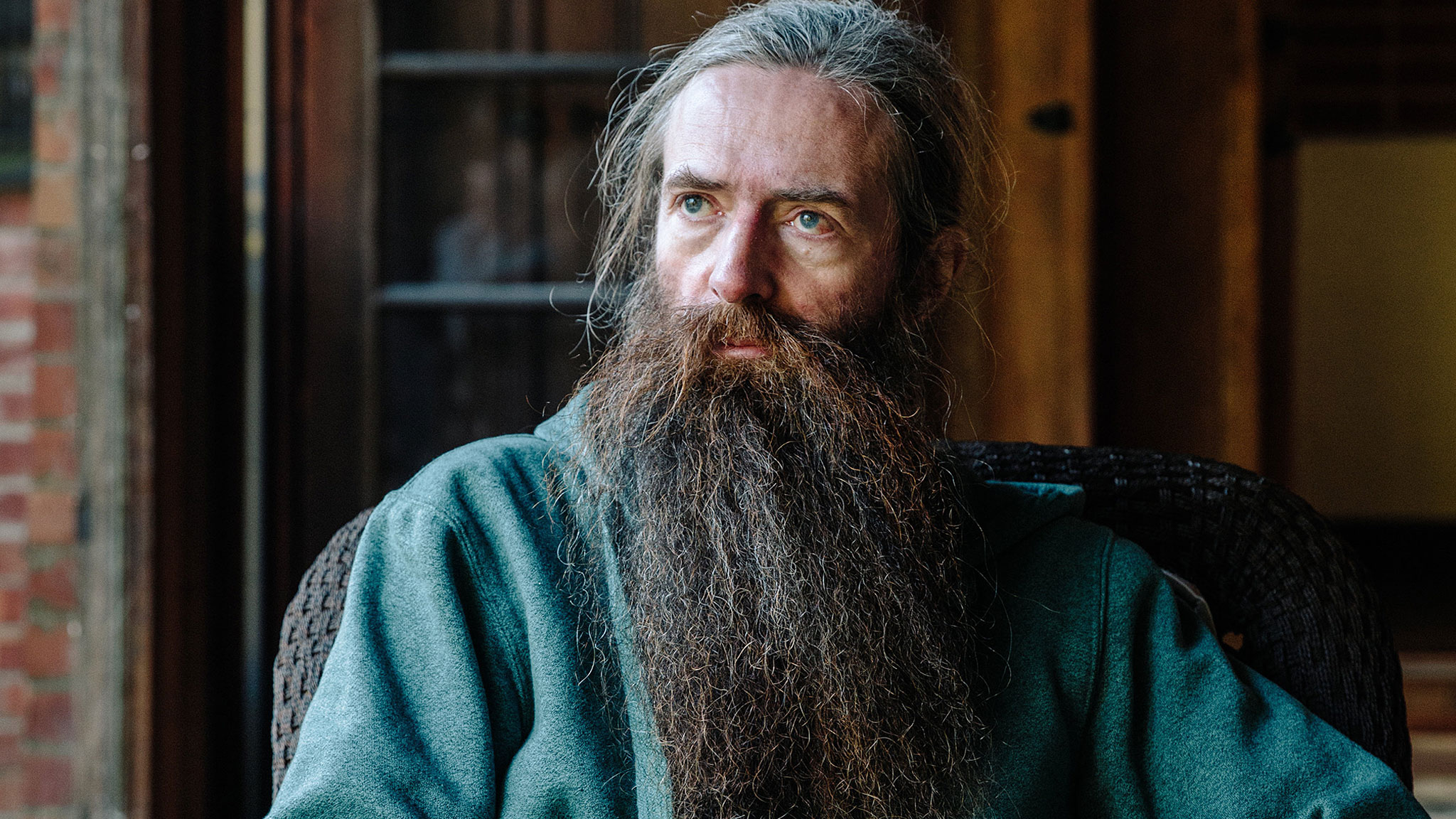 aubrey de grey  scientist who says humans can live for 1 000 years