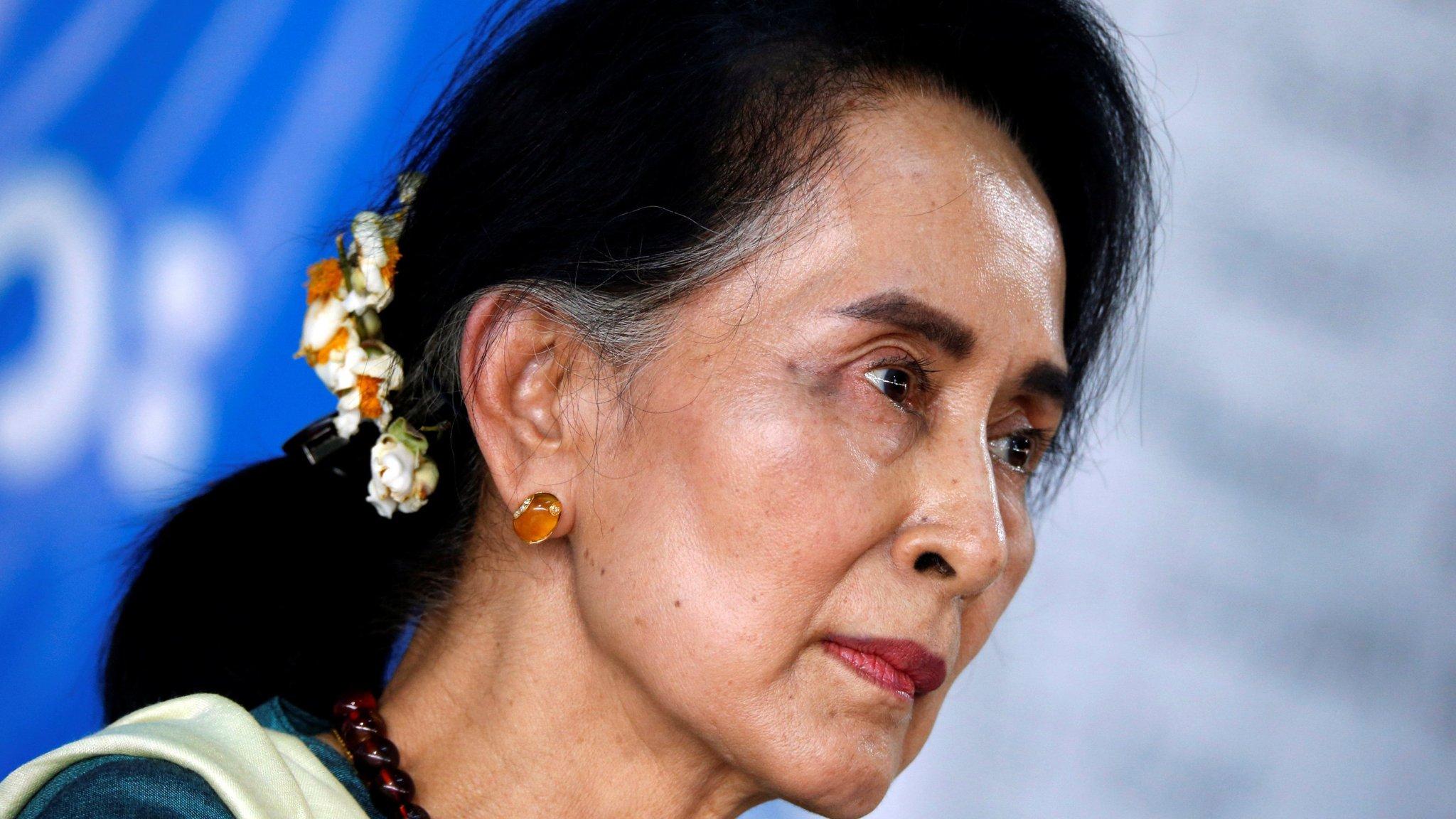 Aung San Suu Kyi rebuked by US adviser over Rohingya crisis