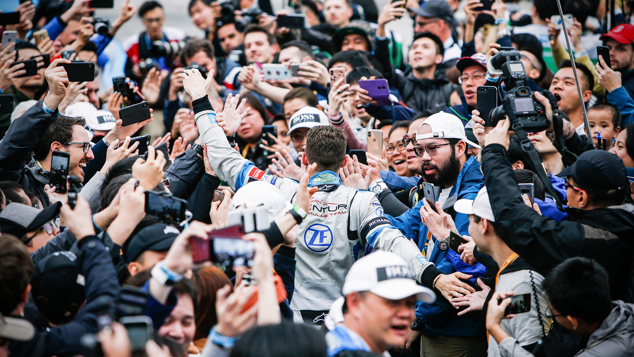 How ABB FIA Formula E championship built a fan base from