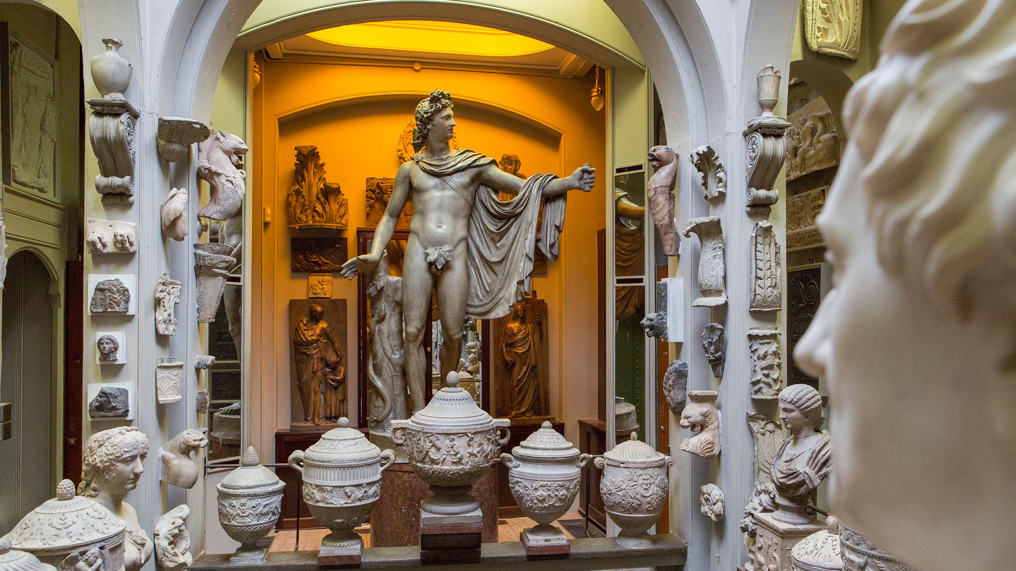 Sir John Soane S Museum London How Lost Spaces Were