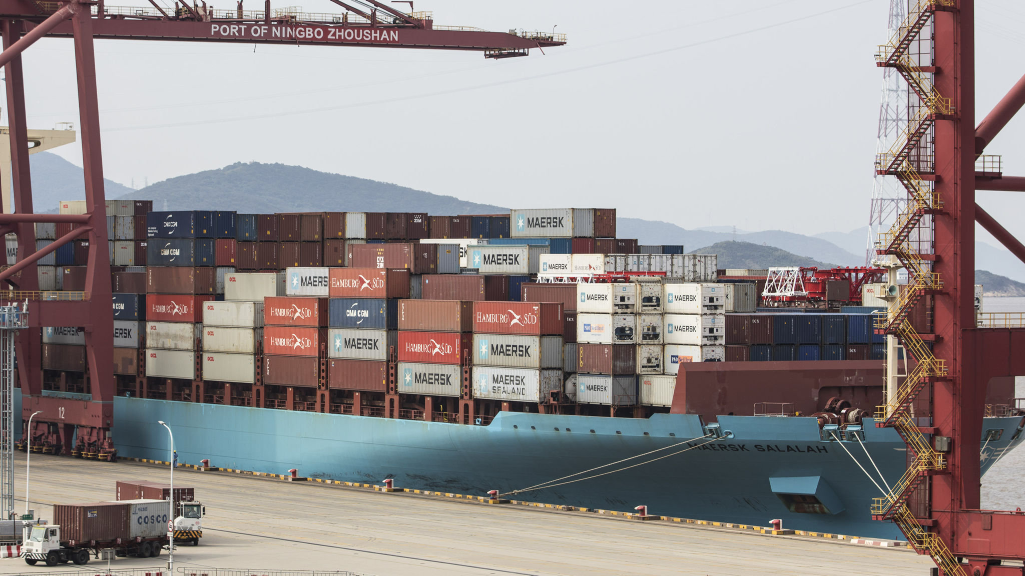 Shipping is the new frontier in the climate change fight | Financial Times