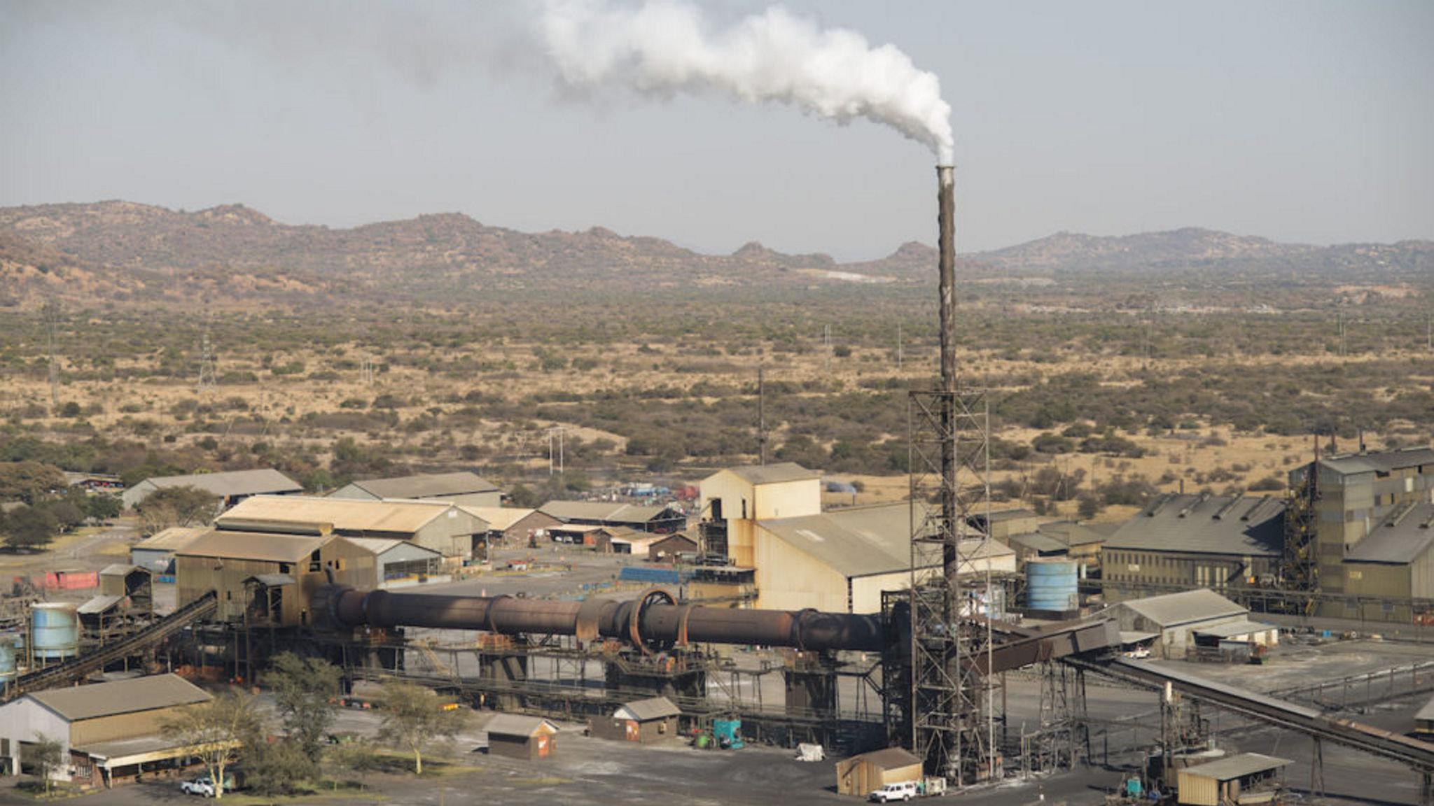 Bushveld Minerals eyes vanadium battery market | Financial Times