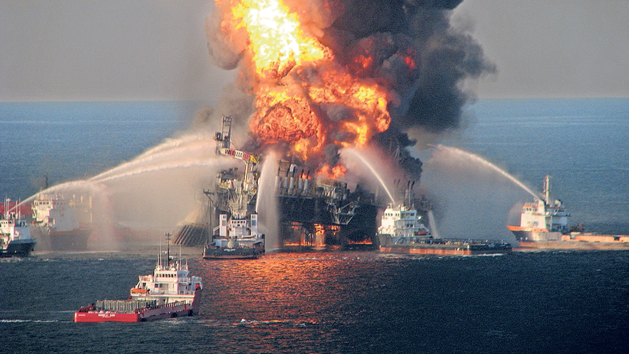 BP Settles With Transocean And Halliburton Over Gulf Spill