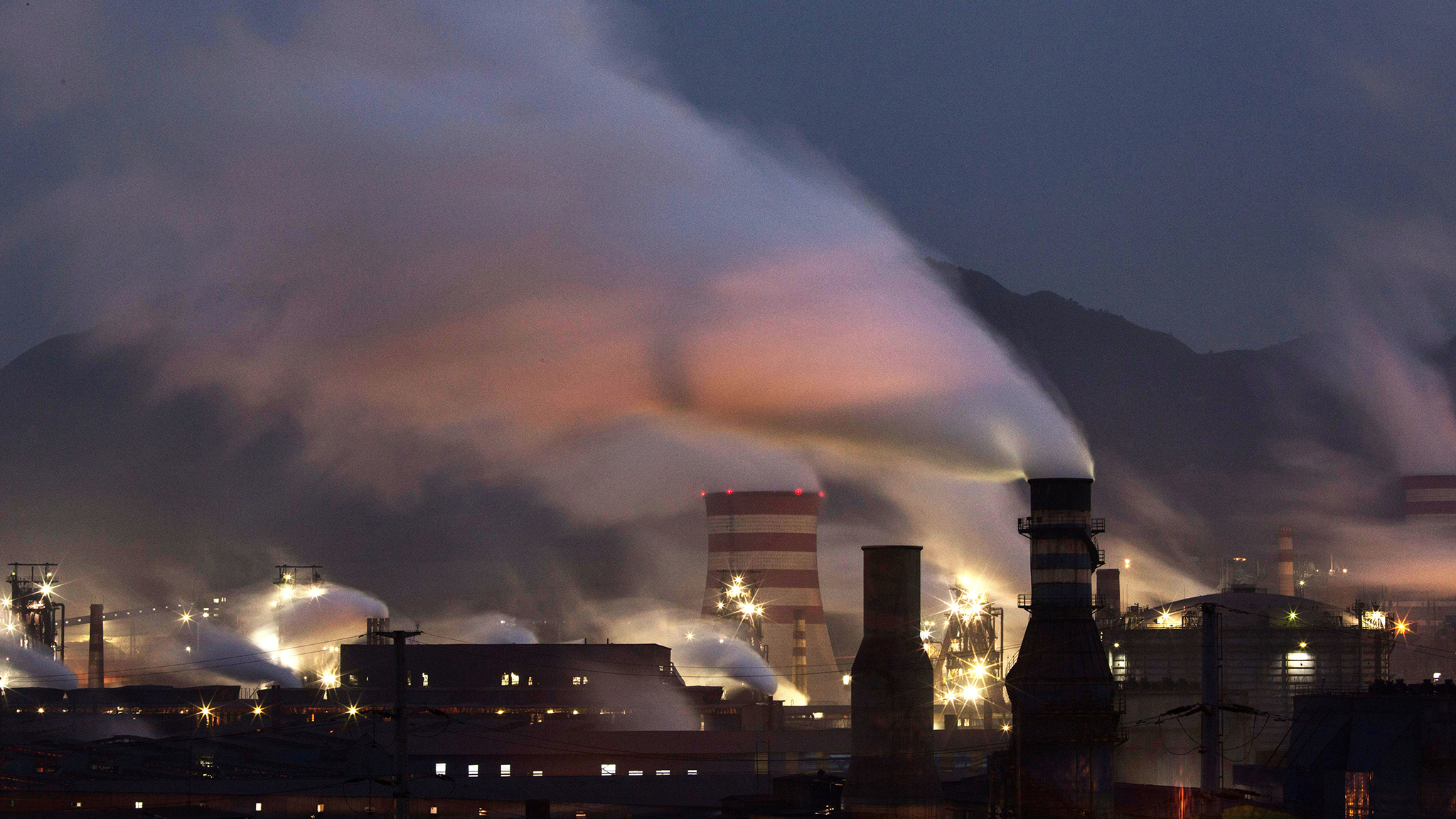China's industrial heartland fears price of green policy