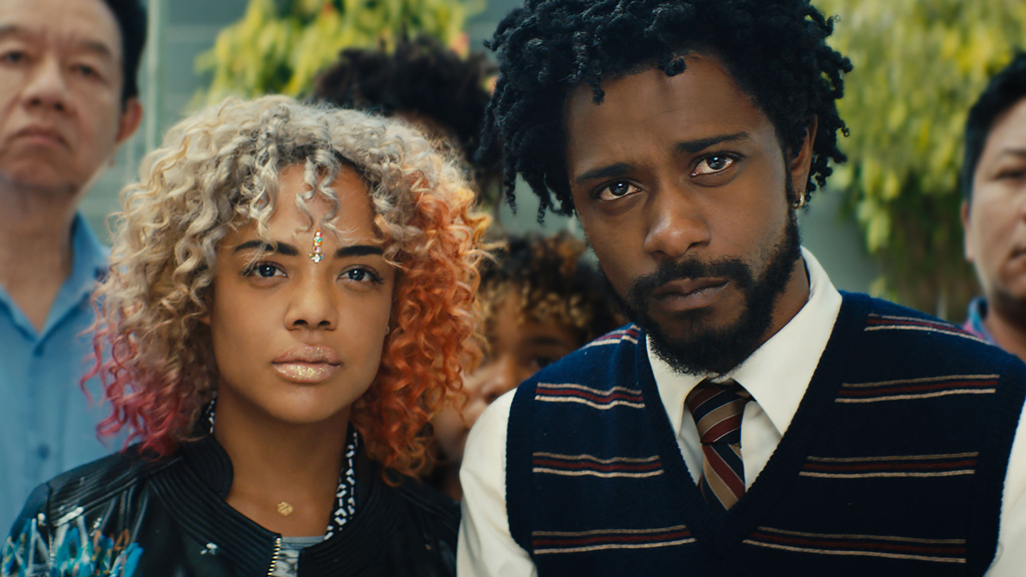 Sorry To Bother You A Horror Comedy Racism Satire That Falls