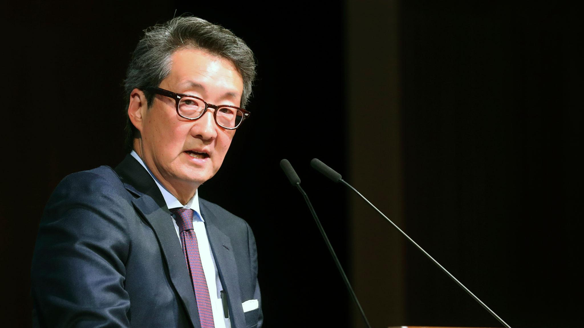 White House scraps pick for South Korea ambassador