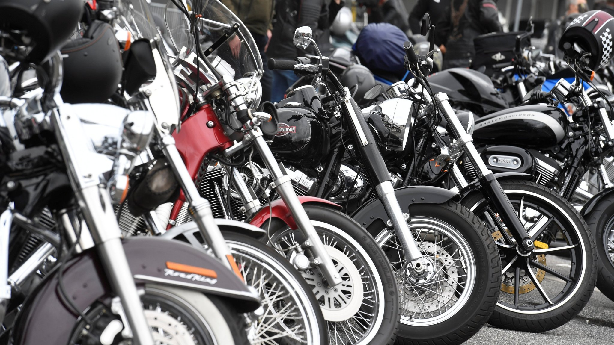 US trade war with Europe revs up as Harley-Davidson shifts