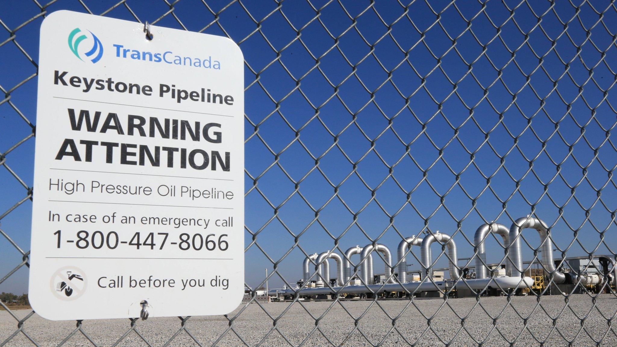TransCanada pushes ahead with Keystone XL oil pipeline   Financial Times