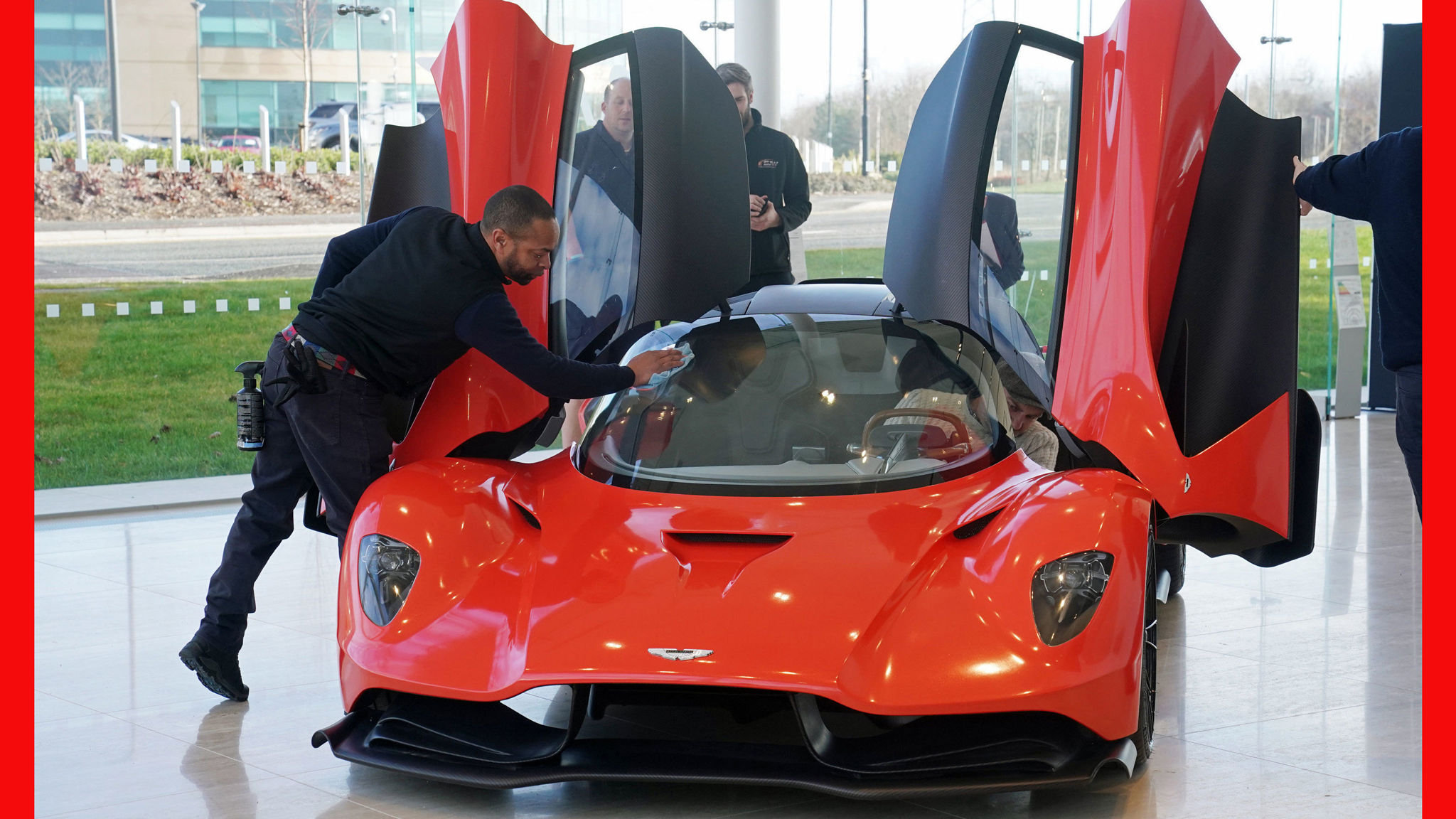 Aston Martin Signs New Rescue Deal Amid Coronavirus Uncertainty Financial Times
