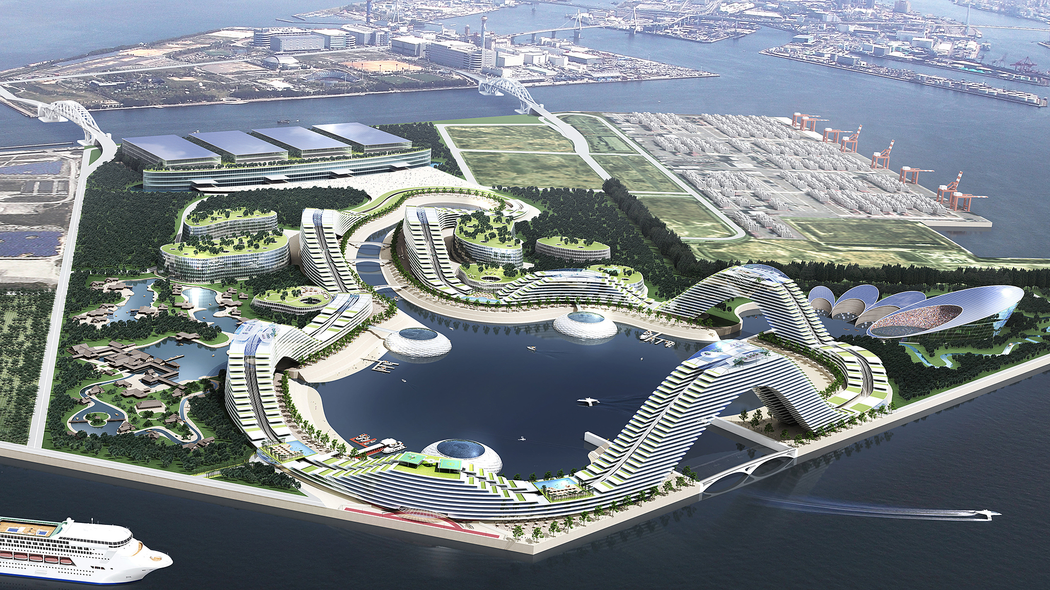 Osaka dreams big with 2025 World Expo and casino plans   Financial Times