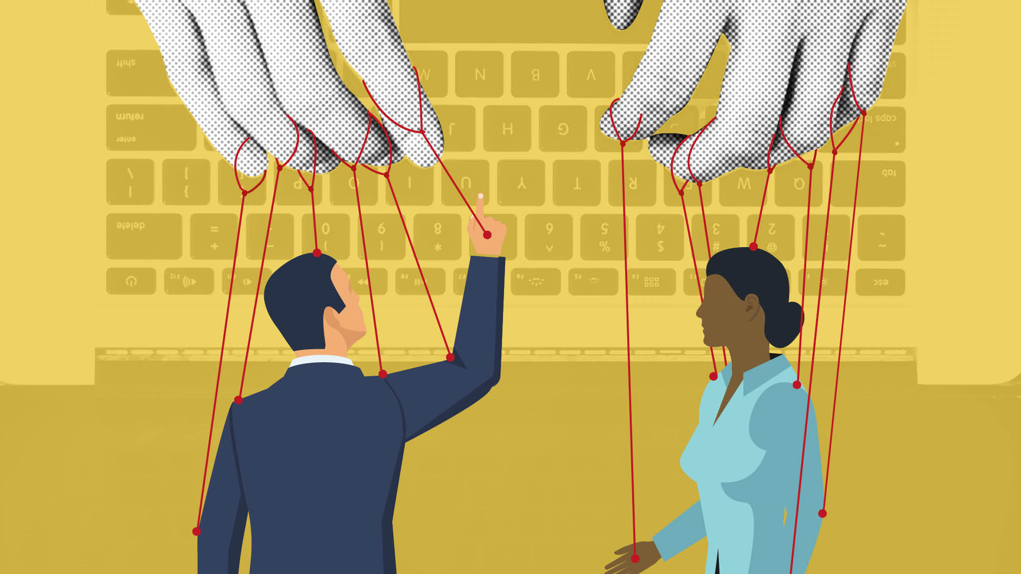 How to deal with a control-freak at work | Financial Times