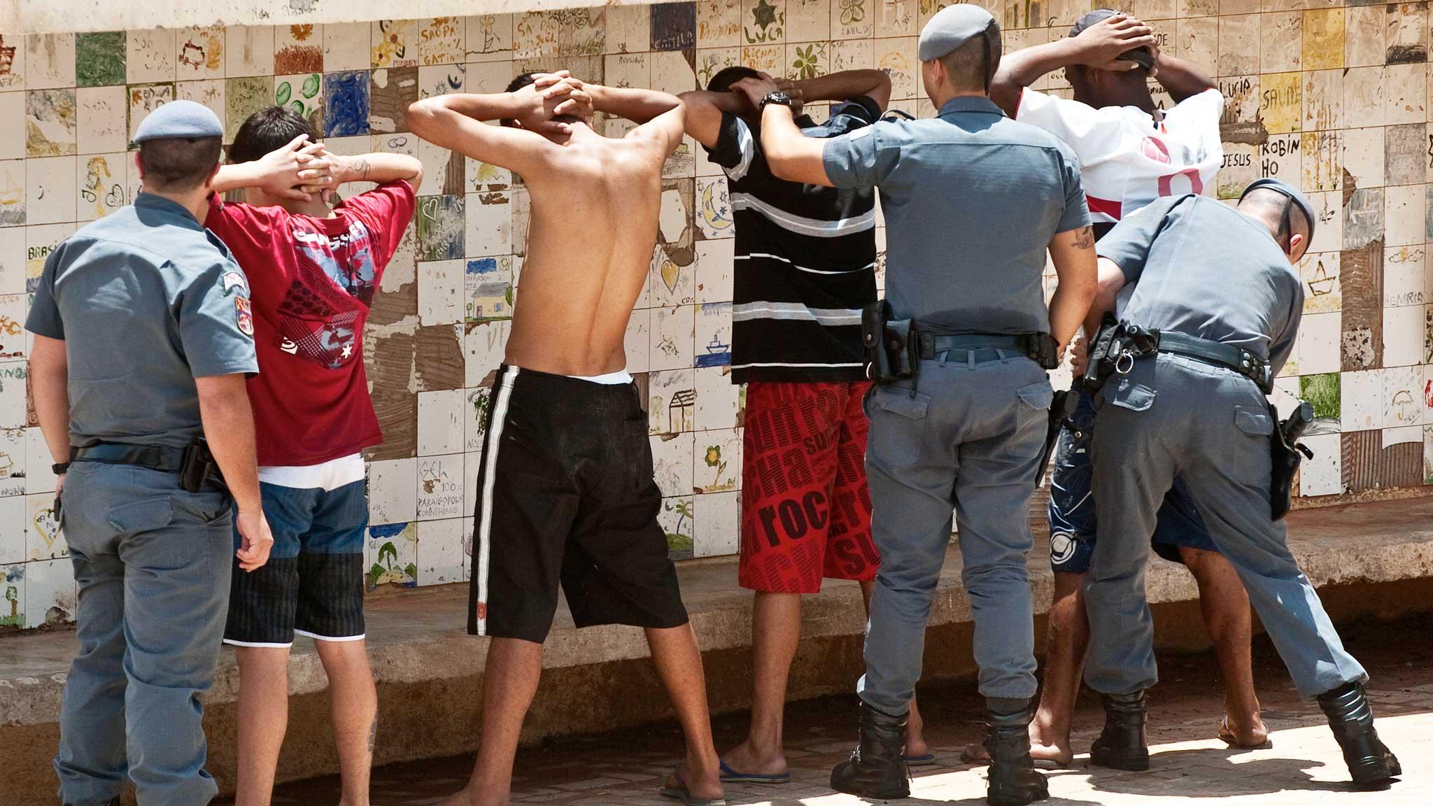 Spiralling drug war envelops São Paulo | Financial Times