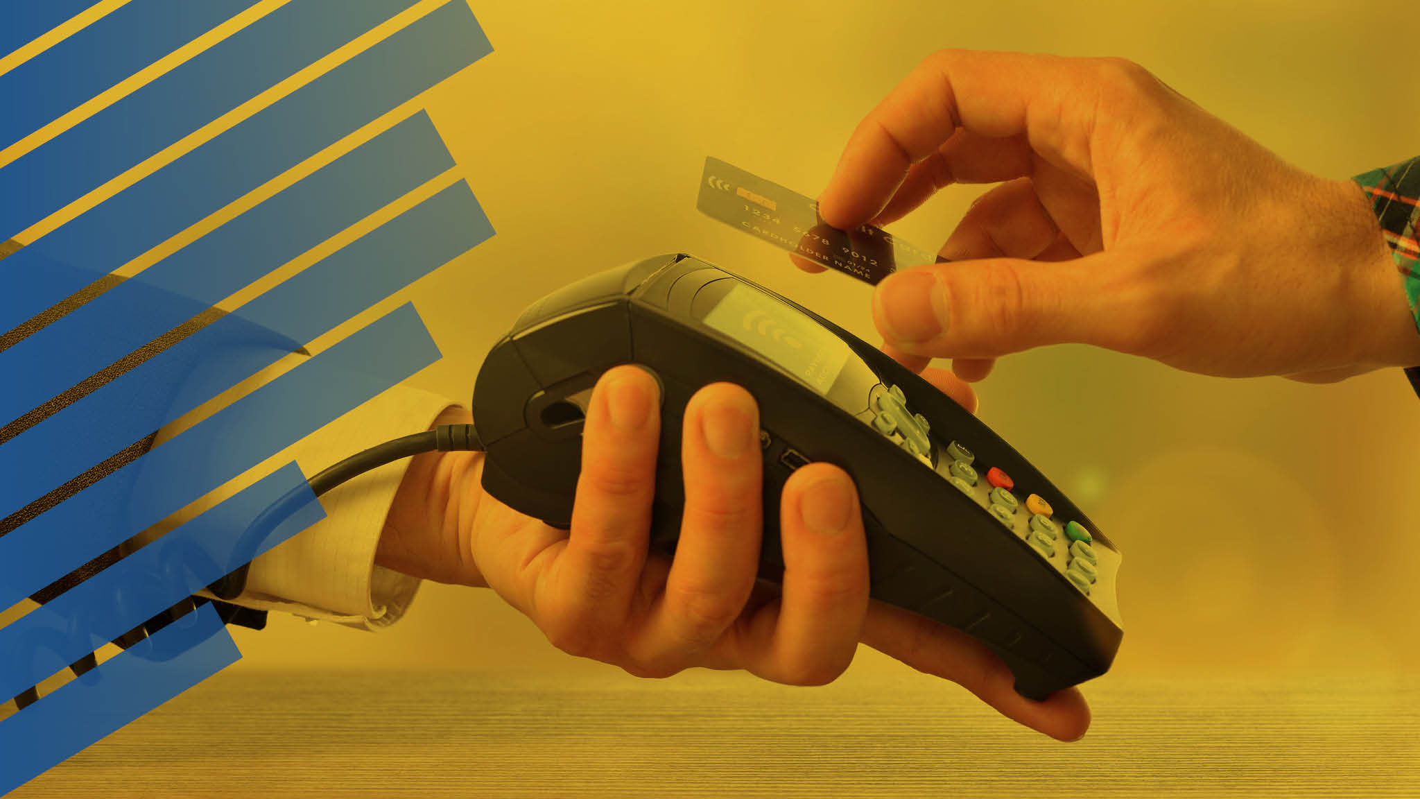At last, US banks are introducing contactless cards