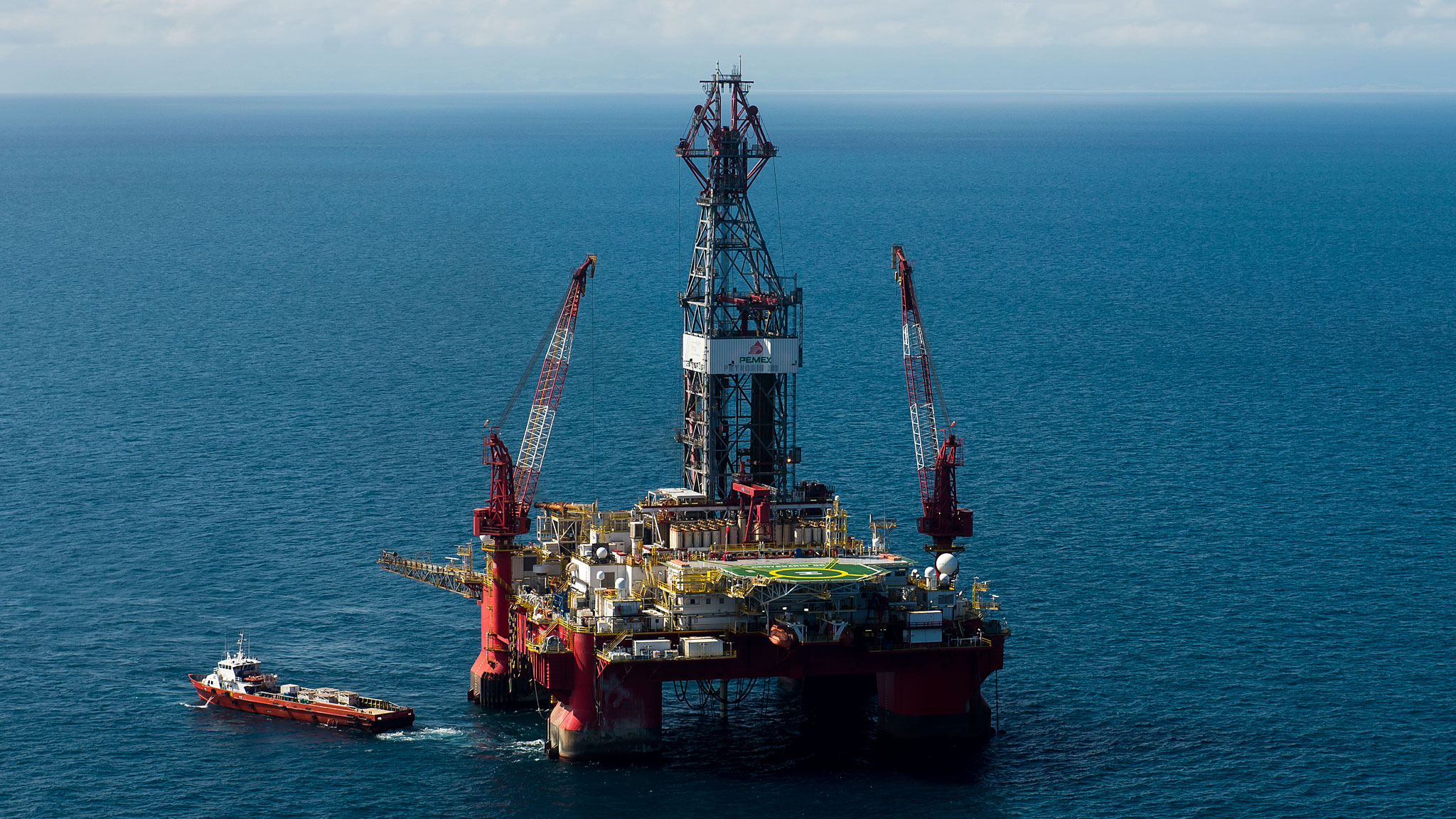 oil rig operators looking for value financial times