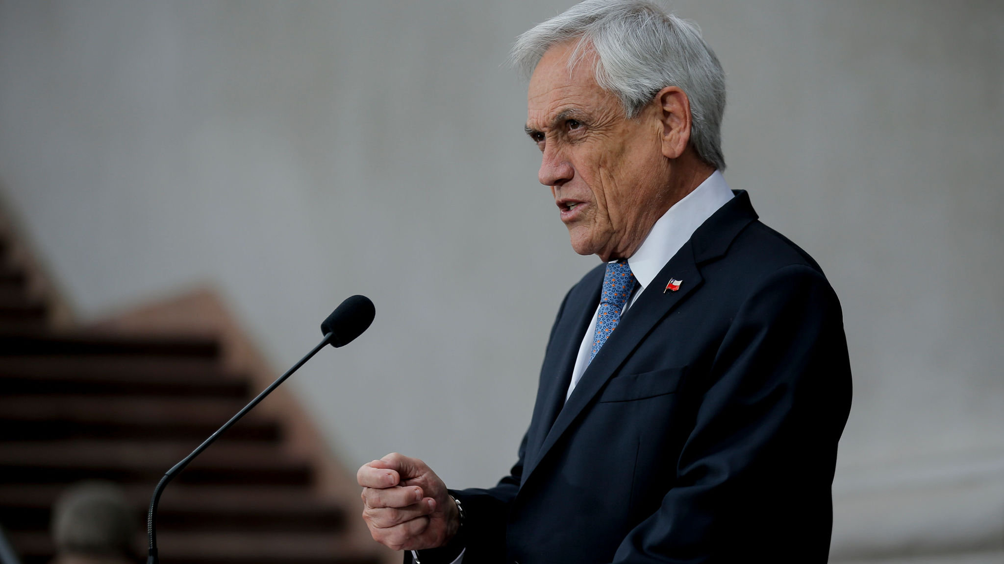 Chile president Sebastián Piñera: 'We are ready to do everything to not fall into populism'