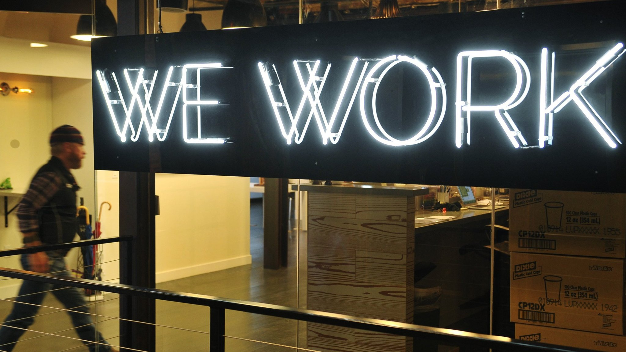 WeWork resumes lease signings but at much slowed pace